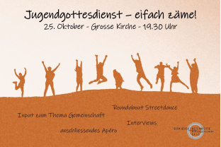 Flyer Jugendgottesdienst<div class='url' style='display:none;'>/kg/lyss/</div><div class='dom' style='display:none;'>kirchenregion-aarberg.ch/</div><div class='aid' style='display:none;'>80</div><div class='bid' style='display:none;'>14234</div><div class='usr' style='display:none;'>63</div>