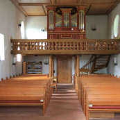 Kirche Orgel (Dorothea Zahnd)<div class='url' style='display:none;'>/kg/meikirch/</div><div class='dom' style='display:none;'>kirchenregion-aarberg.ch/kg/meikirch/</div><div class='aid' style='display:none;'>517</div><div class='bid' style='display:none;'>6108</div><div class='usr' style='display:none;'>103</div>